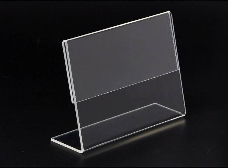 XH0003 L型展示牌 (橫向)