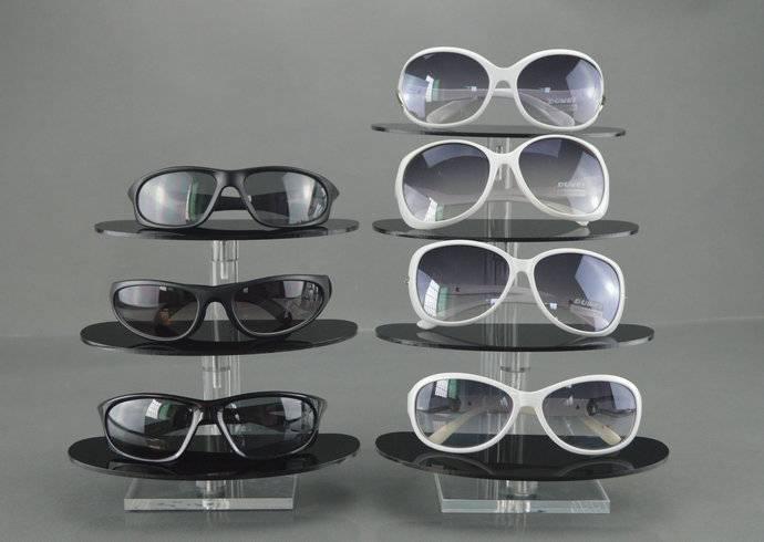 階級式亞加力眼鏡膠架