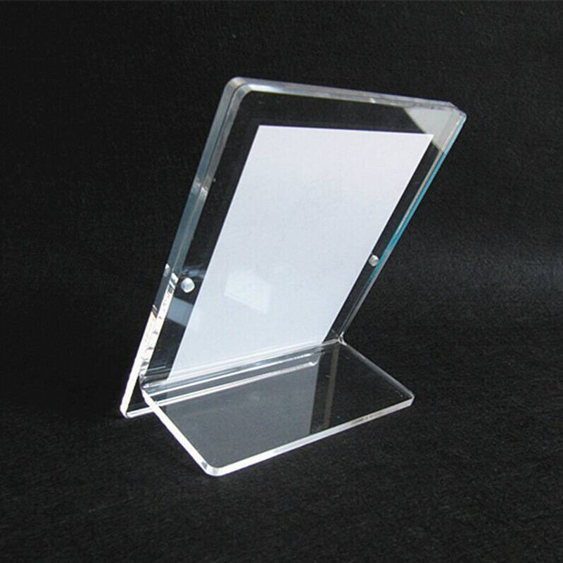 XH33 透明亞加力磁石相框相架