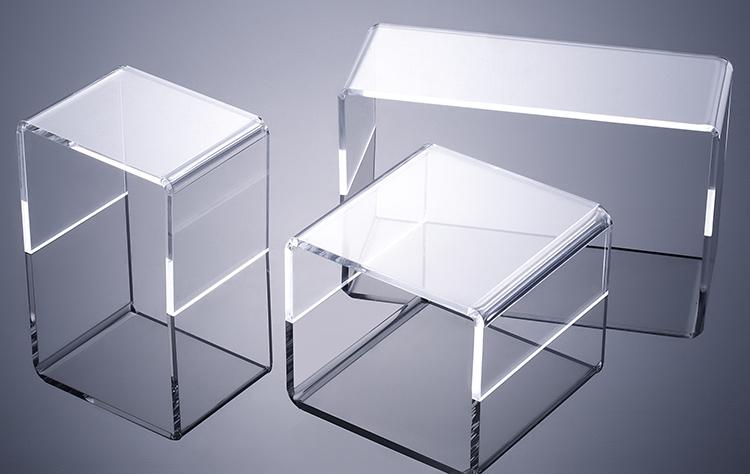 XH00213 透明膠橋型托架