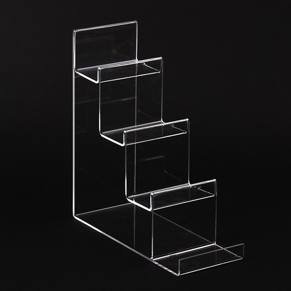 XH00219 梯級多層透明膠商品架