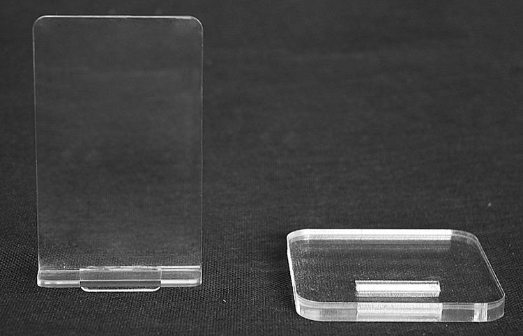 可拆L形產品膠托架