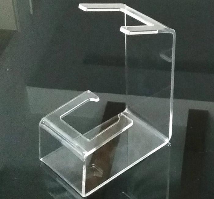 XH00237 電吹風筒亞加力展示架