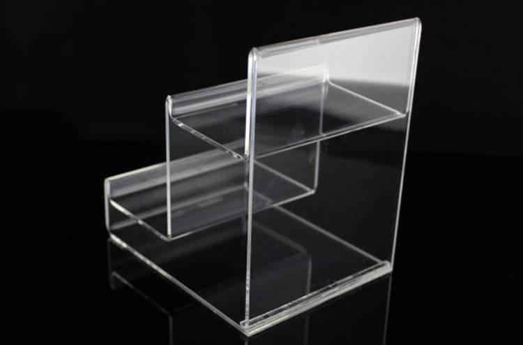 雙層產品透明托架