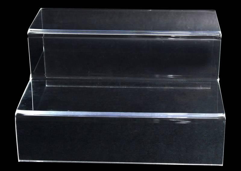兩層梯級型膠架
