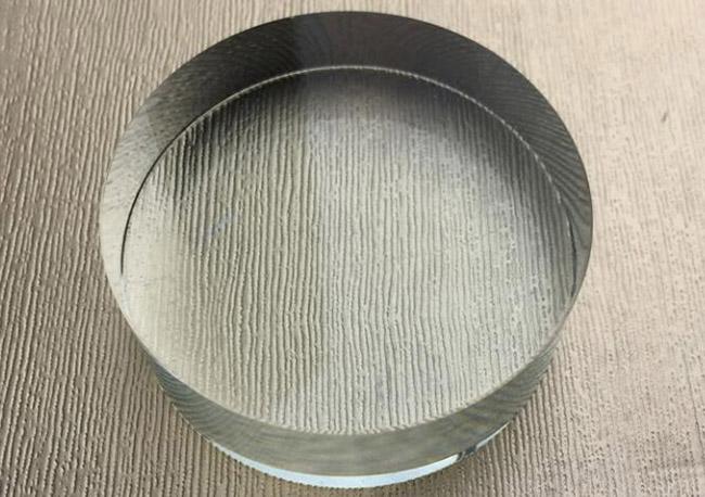 圓形亞加力膠塊