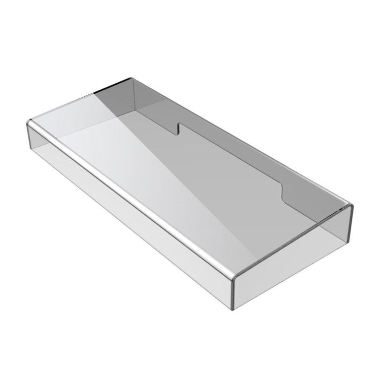 XH160 透明膠鍵盤防塵罩蓋