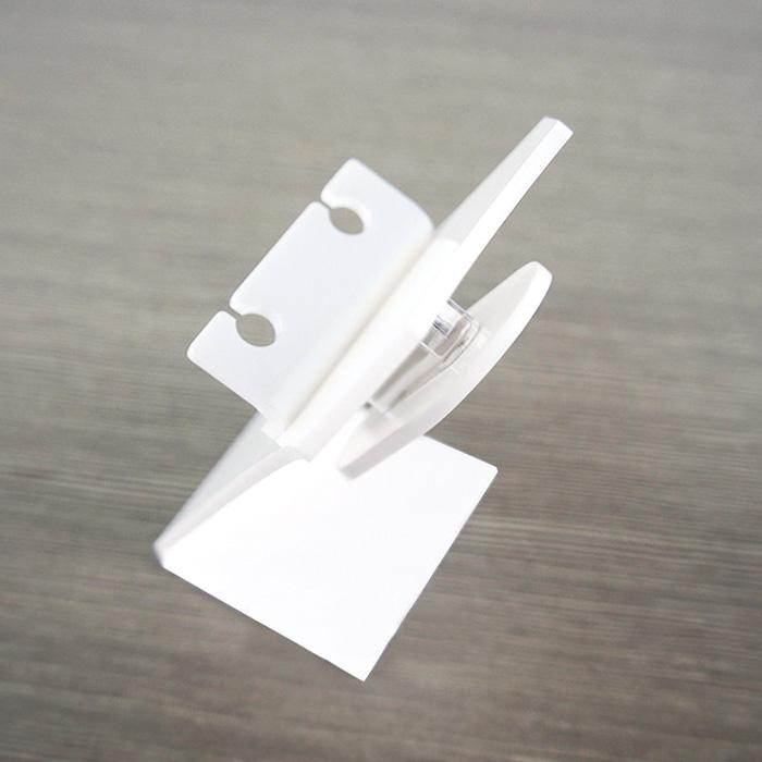 藍牙耳機L型展示架