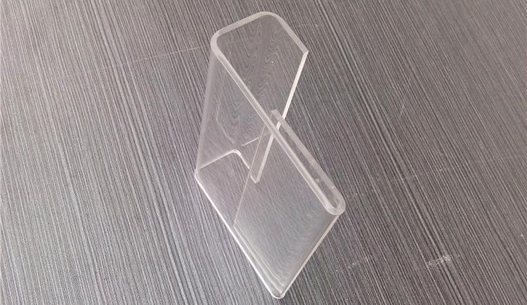 透明亞加力膠掛牌