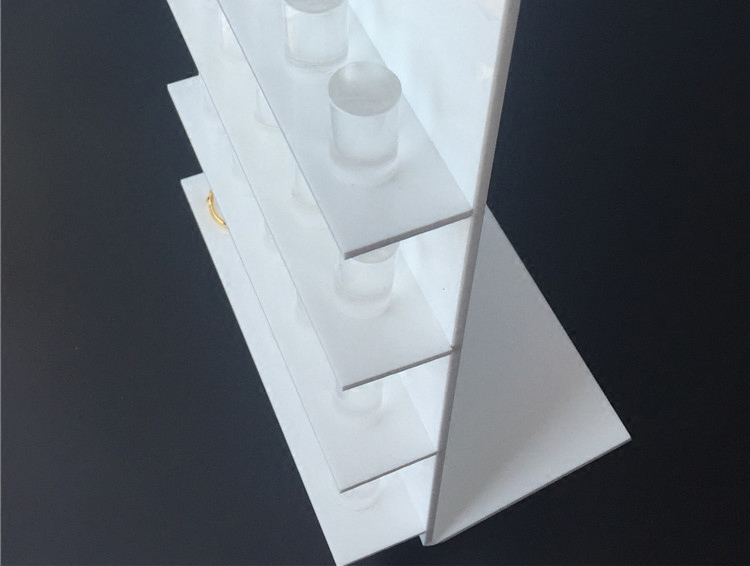 XH186 戒指L型亞加力展示架