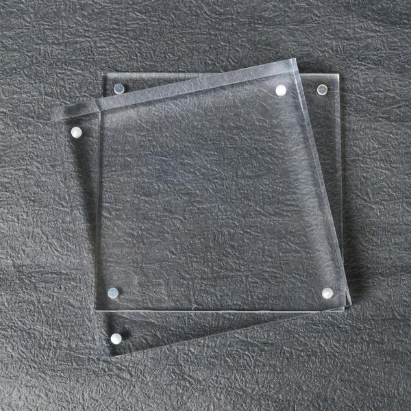 磁石夾紙厚料膠磚