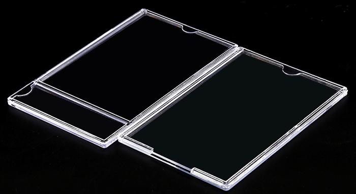 連體透明職員插槽牌
