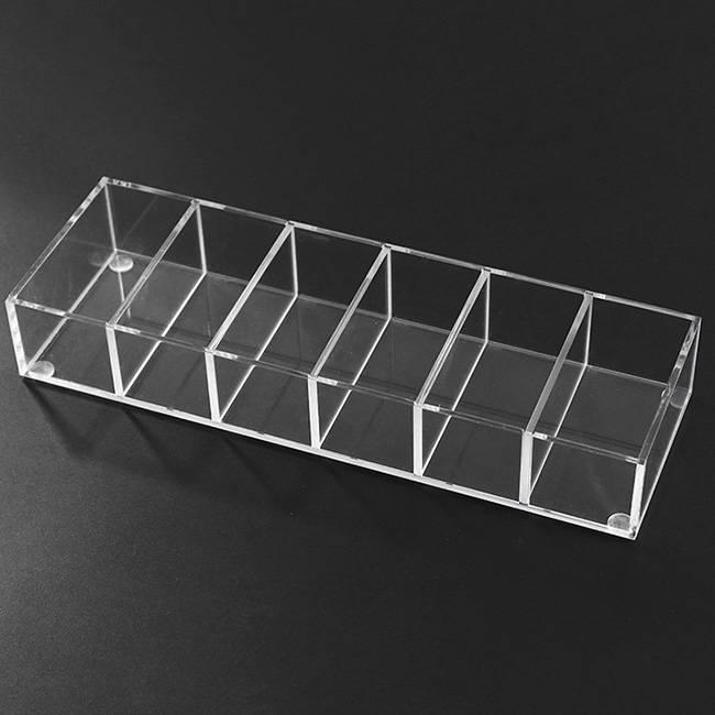 透明亞加力膠盒