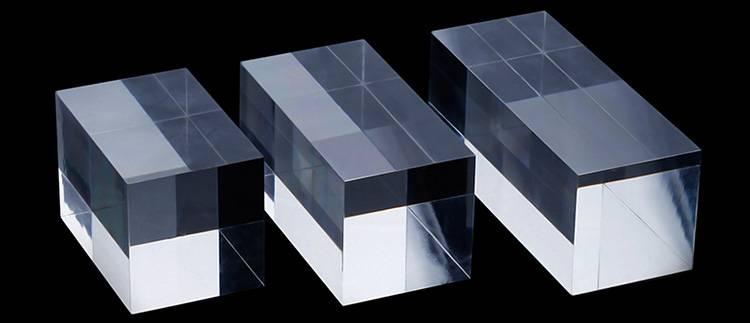 透明亞加力膠磚